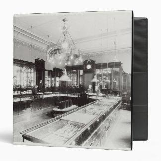 The Faberge Emporium (b/w photo) Binder