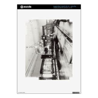 The Faberge Emporium (b/w photo) iPad 3 Skin