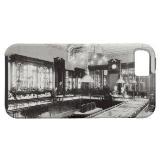 The Faberge Emporium (b/w photo) iPhone SE/5/5s Case