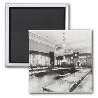 The Faberge Emporium (b/w photo) Magnet