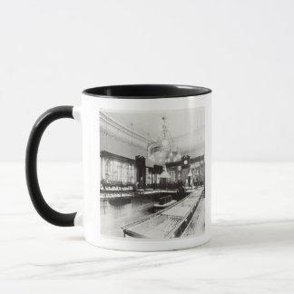 The Faberge Emporium (b/w photo) Mug