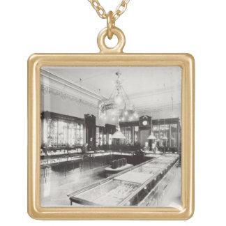 The Faberge Emporium (b/w photo) Pendant