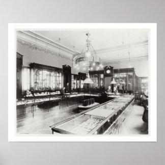 The Faberge Emporium (b/w photo) Poster