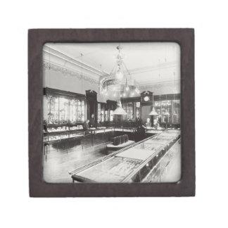 The Faberge Emporium (b/w photo) Premium Gift Box