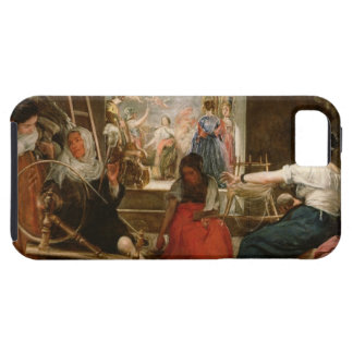 The Fable of Arachne, or The Spinners, c.1657 (oil iPhone SE/5/5s Case