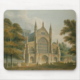The Facade from the North-West Mouse Pad