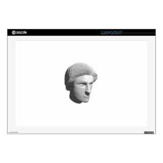 The Face - Gift Line - Perfect Gifts Laptop Skin