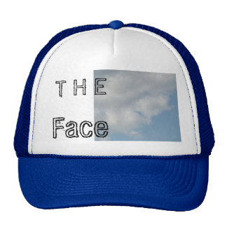 The Face Trucker Hat