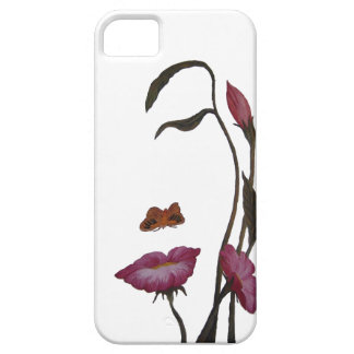 The Face Of A Flower iPhone SE/5/5s Case