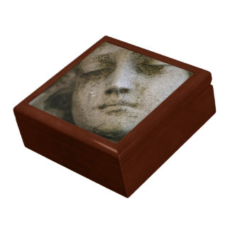 The Face of an Angel Jewelry Box