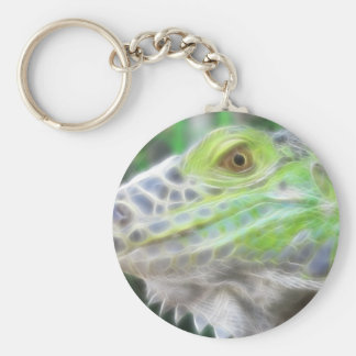 The Face of Bruno Angelic Glow Basic Round Button Keychain