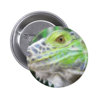 The Face of Bruno Angelic Glow Pinback Button
