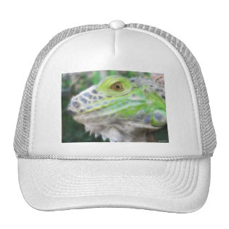 The Face of Bruno Angelic Glow Trucker Hat