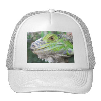 The Face of Bruno Painterly Trucker Hat