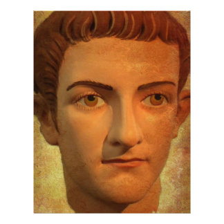 The Face of Caligula Letterhead