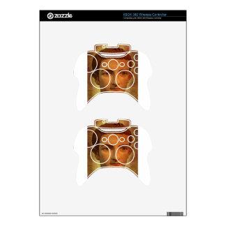 The Face of Caligula Xbox 360 Controller Skins