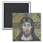 The face of Christ Fridge Magnet