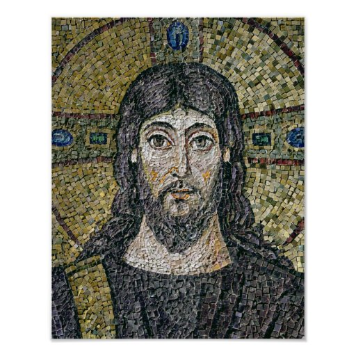 The face of Christ Print