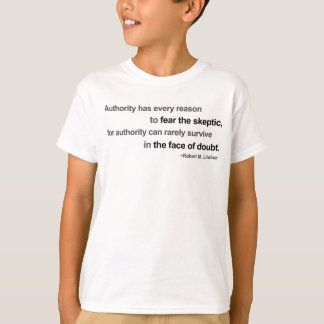 The Face of Doubt T-Shirt