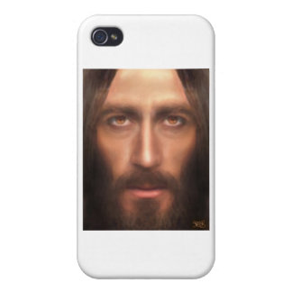 The face of Jesus Cases For iPhone 4