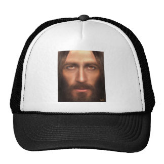 The face of Jesus Mesh Hats