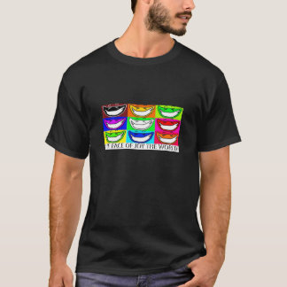 THE FACE OF JOY THE WORLD! T-Shirt