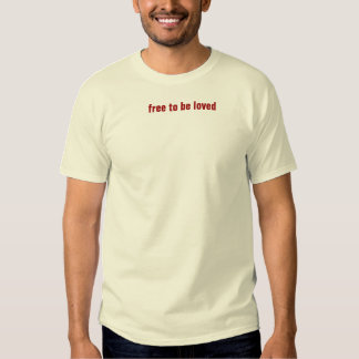 The Face of Love T Shirt