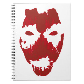 THE FACE OFF NOTEBOOK