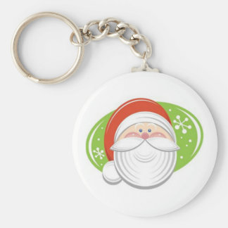 The face off Santa Claus - Keychains
