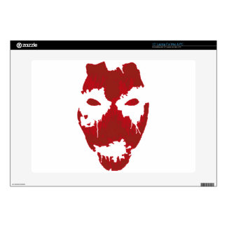THE FACE OFF DECALS FOR LAPTOPS