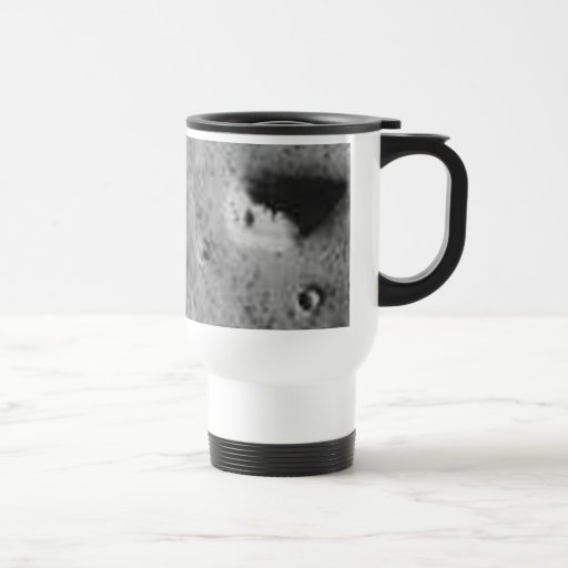 The FACE On MARS-_-Cydonia Mensae Coffee Mugs