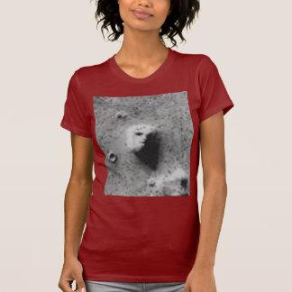 The FACE On MARS-_-Cydonia Mensae T-Shirt