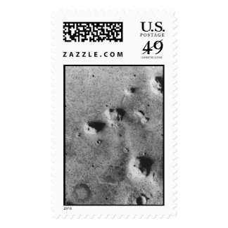 The Face on Mars Image Courtesy: Nasa/JPL/Caltech Postage Stamp