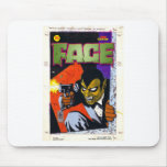 The FACE Original Art by Alex Toth Mouse Pad