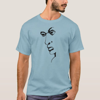 The Face That Spells Liar. T-Shirt