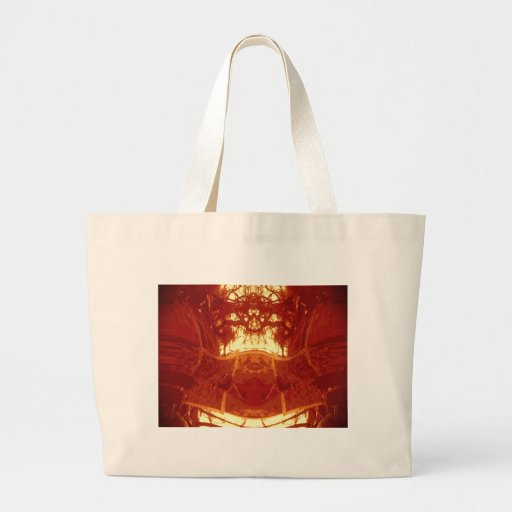 The face you see tote bag