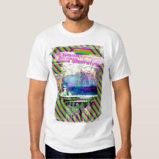 The Faceless Androgynous Online Generation & logo Shirt