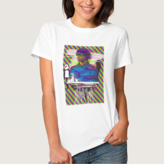 The Faceless Androgynous Online Generation T Shirt
