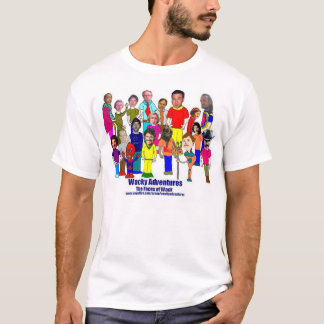 The Faces of Wack Shirt