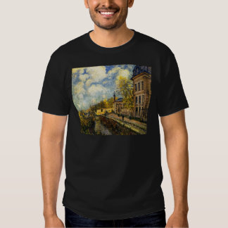 The Factory at Sevres by Alfred Sisley Shirt