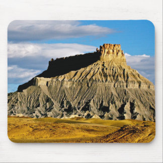 """THE FACTORY"" BUTTE IN UTAH'S HIGH DESERT MOUSE PAD"