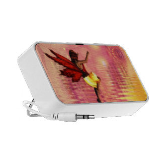 The Faerie Dawn Portable Speaker