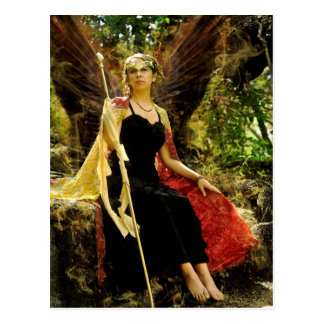 The Faerie Queen, Mab Postcard