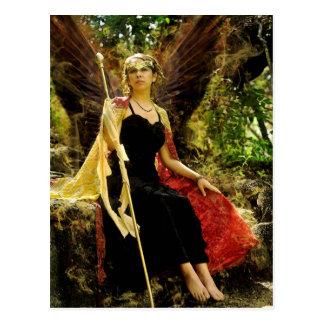 The Faerie Queen, Mab Postcard