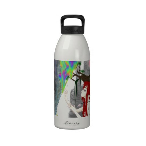 The Faerie & The Dragon Reusable Water Bottles