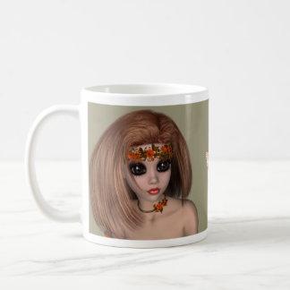 The Faerys Collection I - C Classic White Coffee Mug
