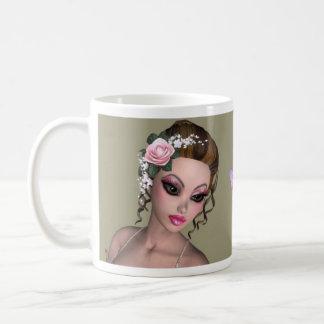 The Faerys Collection I - D Classic White Coffee Mug