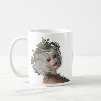 The Faerys Collection II - A Classic White Coffee Mug
