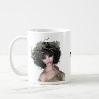 The Faerys Collection II - B Classic White Coffee Mug
