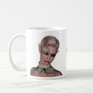 The Faerys Collection II - C Classic White Coffee Mug